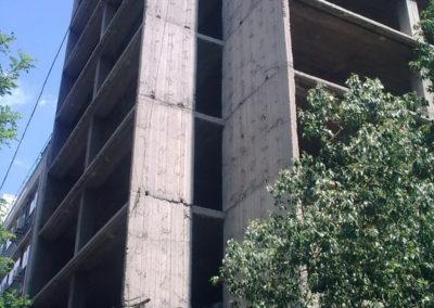 Κτήριο στην Εμμανουήλ Μπενάκη